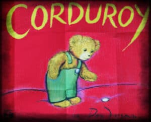 Corduroy edited