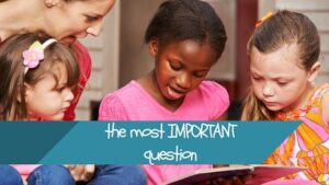 most important question cover