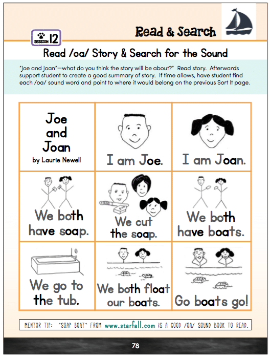 All Worksheets Phonics Oa Sound Worksheets Free Printable – Oa Worksheets