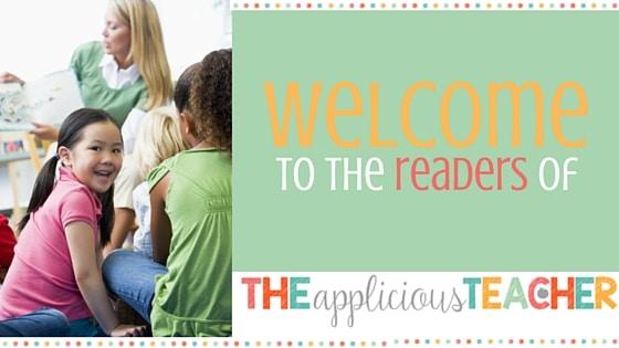 Welcome Applicious teacher