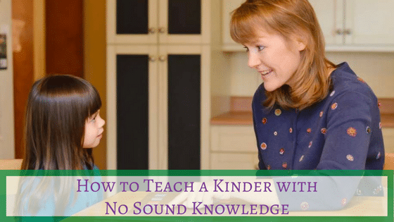 letter-sound correspondence instruction for kindergarteners