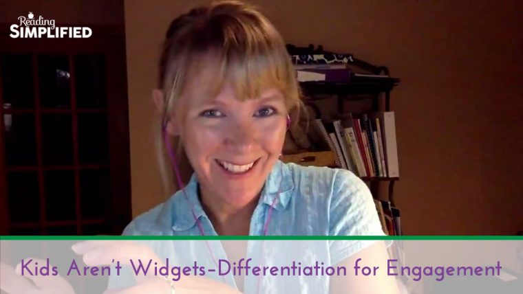 differentiation for engagement