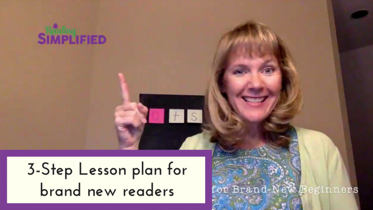 3-Step Lesson plan