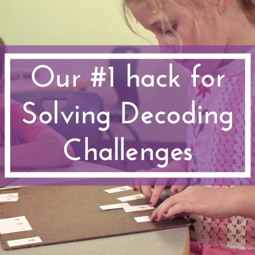 Our #1 hack for Solving Decoding Challenges