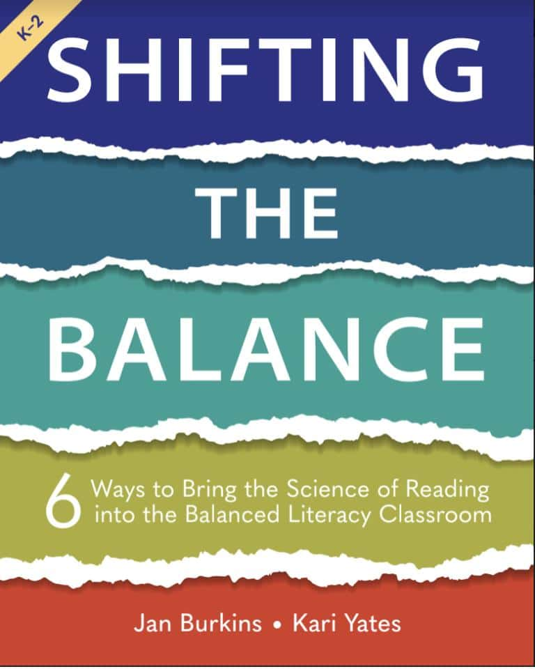 Shifting the Balance book cover