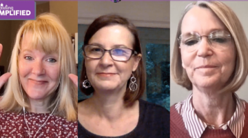 Shifting the balance authors and Marnie interview